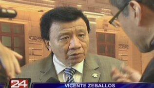 Congresista Enrique Wong presidirá la Comisión de Fiscalización