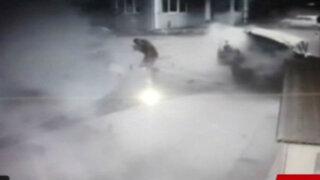 Georgia: terrible explosión en gasolinera fue grabada en video