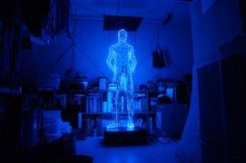 FOTOS: japoneses crean increíbles esculturas de luz que desafiarán tu imaginación
