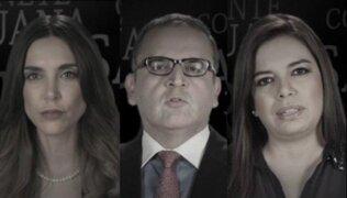 Beto Ortiz, Juliana Oxenford, Milagros Leiva y otros periodistas en 'Atacada'