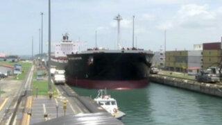 El imponente canal de Panamá cumple 100 años