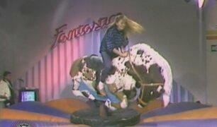 Hace 25 años se estrenó Fantástico por Panamericana Televisión