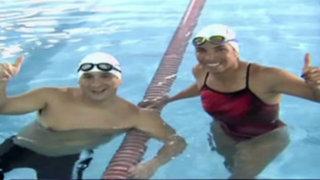 Nadadores peruanos intentarán cruzar el estrecho de Gibraltar