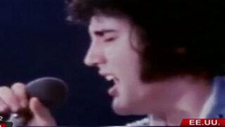 EEUU: fanáticos recuerdan a Elvis Presley en el 37 aniversario de su muerte