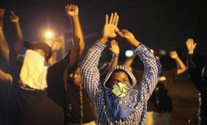 Missouri: declaran estado de emergencia y toque de queda en Ferguson