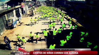 Panamericana Running: todo lo que no se vio de la primera competencia en Huancayo