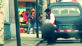 Letrinas públicas: limeños utilizan calles para sus necesidades fisiológicas