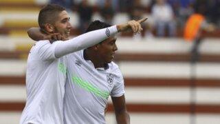 Santiago Silva y sus goles que le dieron el triunfo a San Martín sobre Garcilaso