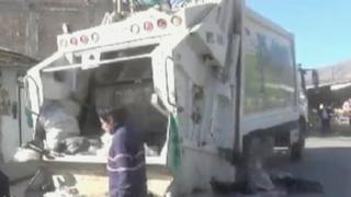 Cajamarca: anciana murió tras ser arrollada por un camión