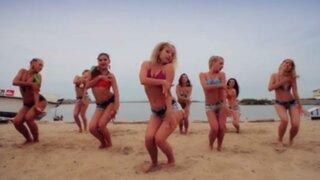VIDEO: jóvenes causan sensación en Internet con espectacular baile del twerking