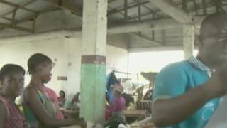 Liberia: hallaron a los 17 enfermos de ébola que huyeron de hospital