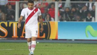 FPF exigirá que Paolo Guerrero se integre a la selección pese a su negativa