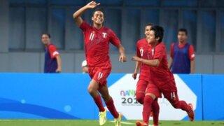Nanjing 2014: Perú clasificó a semifinales tras derrotar 3-1 a Honduras