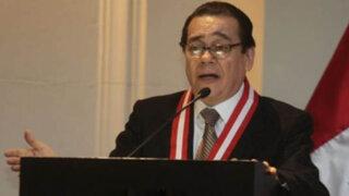 Poder Judicial reconoce que hay  jueces y fiscales que integran redes criminales