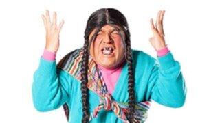 La ONU calificó como figura negativa a personaje de la Paisana Jacinta