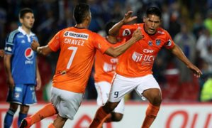 Sacó cara por el Perú: César Vallejo venció 2-1 a Millonarios en Colombia