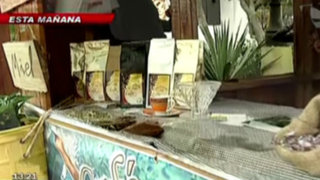 Feria del café de Villa Rica nos trae los más deliciosos dulces