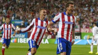 Bloque Deportivo: Real Madrid cayó 1-0 con Atlético y perdió Supercopa de España