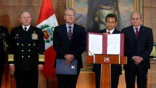 Chile: califican de cortina de humo ley peruana sobre límites marítimos