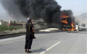 Afganistán: 14 talibanes murieron en bombardeos con drones estadounidenses
