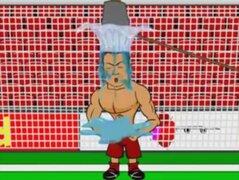 VIDEO: difunden divertida parodia del Ice Bucket Challenge de los futbolistas