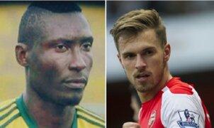 Asocian muerte de futbolista de Argelia con la 'maldición' de Aaron Ramsey