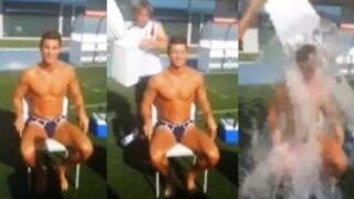 Una fiebre mundial: los futbolistas que participaron del Ice Bucket Challenge