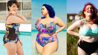 Fatkini: la nueva moda de las curvas y las tallas grandes toma las redes