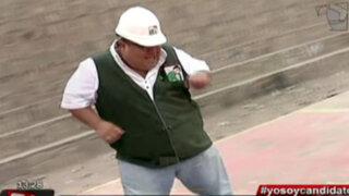 Yo soy Candidato: Bobby Mattos, el postulante 'de peso' para San Martín de Porres
