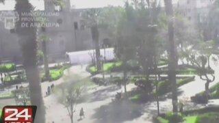 Arequipa: así se vivió el sismo de 5,7 grados en la provincia de Caravelí