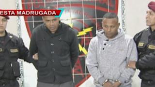 Policía capturó a delincuentes que iban a asaltar a empresario en SMP