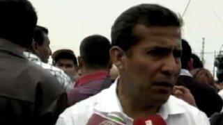 Presidente Humala: Presupuesto del 2015 prioriza educación, salud y seguridad