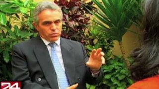 Critican candidatura de García Sayán a la Secretaría General de la OEA