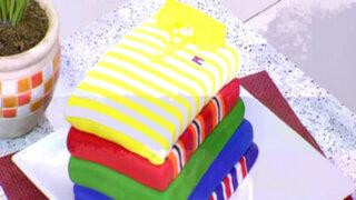 Lorena y Nicolasa: cómo hacer bizcochos con divertidas formas de camiseta
