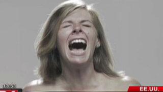 VIDEO: fotógrafo capta los diferentes 'rostros' de una descarga eléctrica