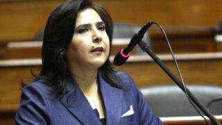 Premier Ana Jara niega que ministro Eleodoro Mayorga haya presentado su renuncia