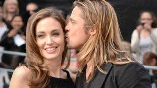 ¿Se acabó el amor entre Angelina Jolie y Brad Pitt? señalan que actores se divorciarían