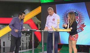 Juan Manuel del Mar: el candidato a Surco y su pasión por la cocina