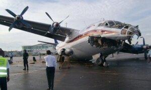 Avión ucraniano se estrella en el sur de Argelia