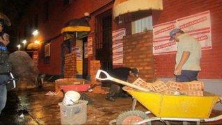 Clausuran siete hostales por falta de higiene en el Centro de Lima
