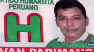 Trujillo: mujer denuncia a candidato por intento de violación