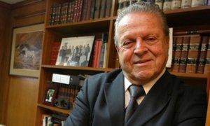 Falleció Felipe Osterling Parodi, expresidente del Senado y líder histórico del PPC