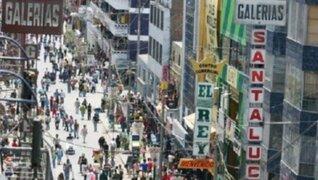 Sunat rematará 69 locales comerciales de Gamarra