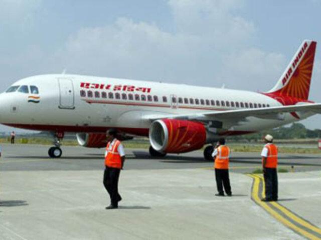 India: Avión aterriza de emergencia por presencia de ratas en la cabina