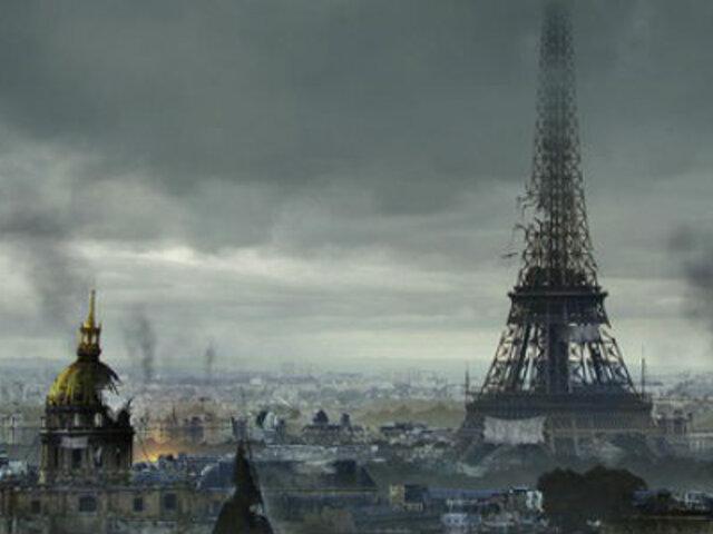 Europa después del apocalipsis: fotografìas del viejo continente destruído
