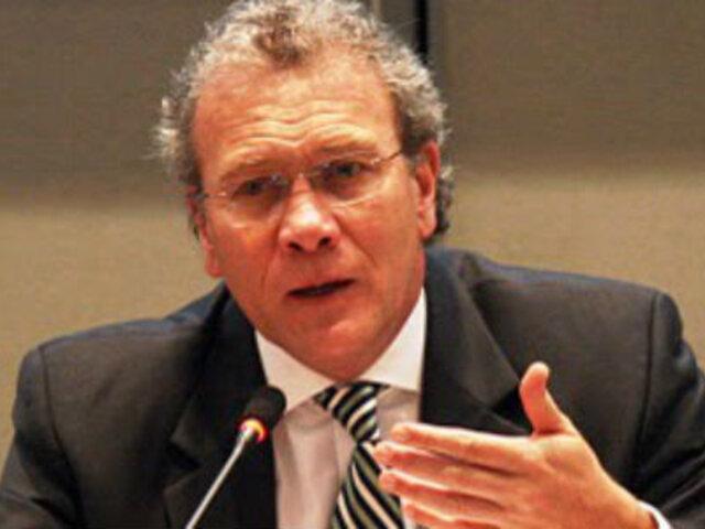 Cancillería: nueva Carta de Límite Exterior precisa dominio marítimo en el sur