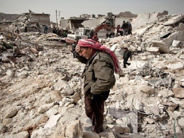 Siria: emboscada del ejército dejó más de 30 rebeldes fallecidos