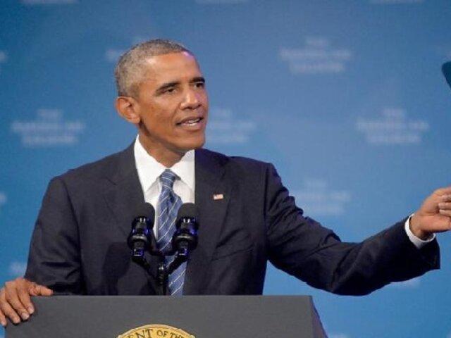 Barack Obama: EEUU no se dejará intimidar por decapitaciones del Estado Islámico