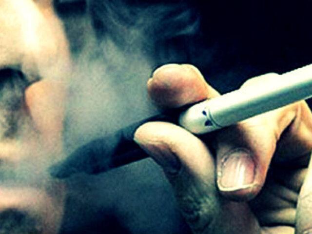 COVID-19: cigarrillos electrónicos causan hasta 7 veces más posibilidades de contraer virus, según estudio