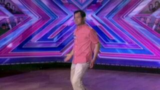 VIDEO: Cantante sorprende con bochornoso casting en 'The X Factor'